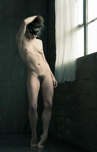 Studio Nude Kat 3 Artistic Nude Photo by Photographer felix martin