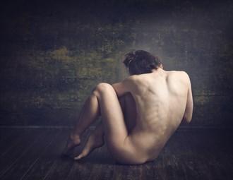 Studio Nude Kat Artistic Nude Photo by Photographer felix martin