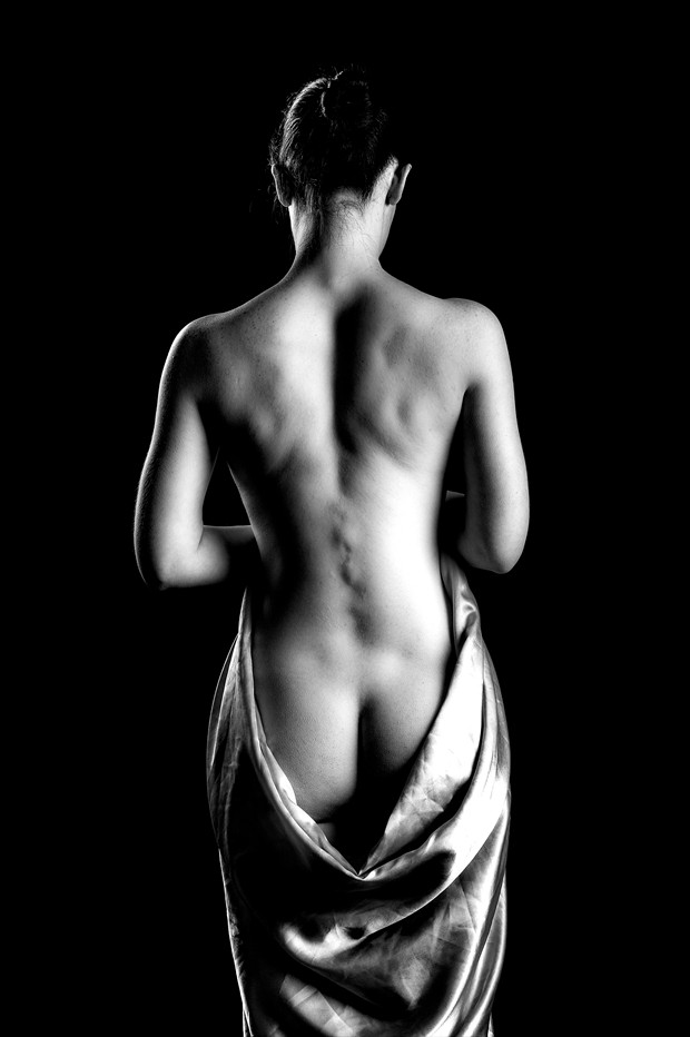 Study Artistic Nude Photo by Photographer John Logan