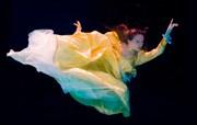 Submerge Surreal Photo by Model MaryCeleste