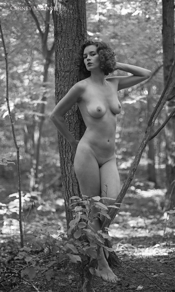 Summer 2012 Artistic Nude Photo by Photographer Carney Malone