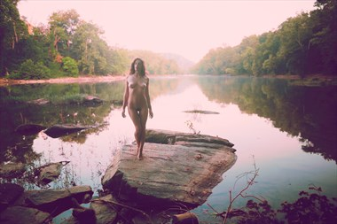 Summer Morning Artistic Nude Photo by Photographer Staunton Photo