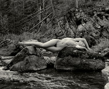 Sun Kissed Artistic Nude Photo by Photographer Christopher Ryan