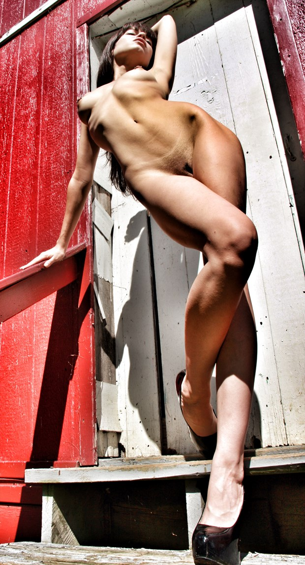 Sun lover Artistic Nude Photo by Photographer Slight Of Hand Images