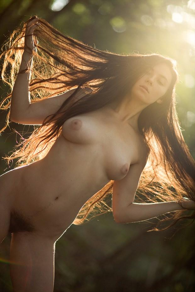Sunbath at sunrise Artistic Nude Photo by Photographer Staunton Photo