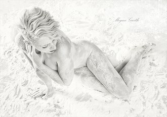 Sunday Night 4 Artistic Nude Artwork by Photographer Megan Garth