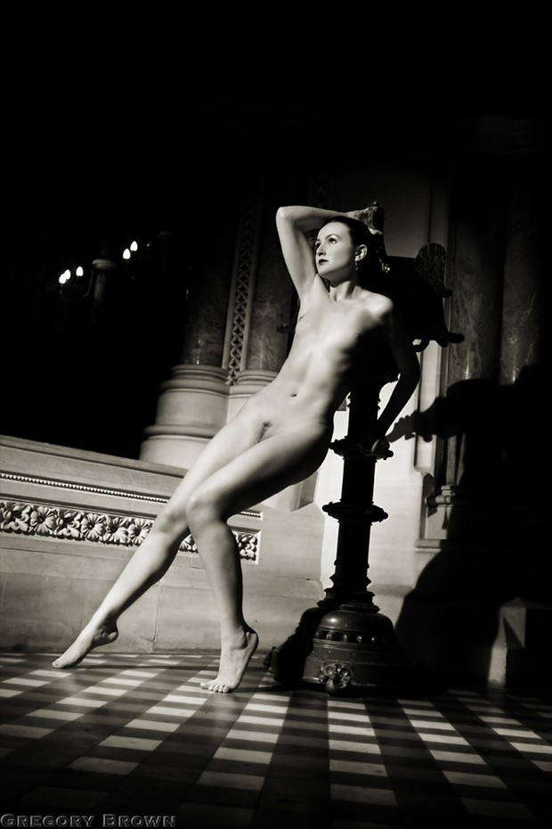 Sunday morning service Artistic Nude Photo by Photographer Gregory Brown