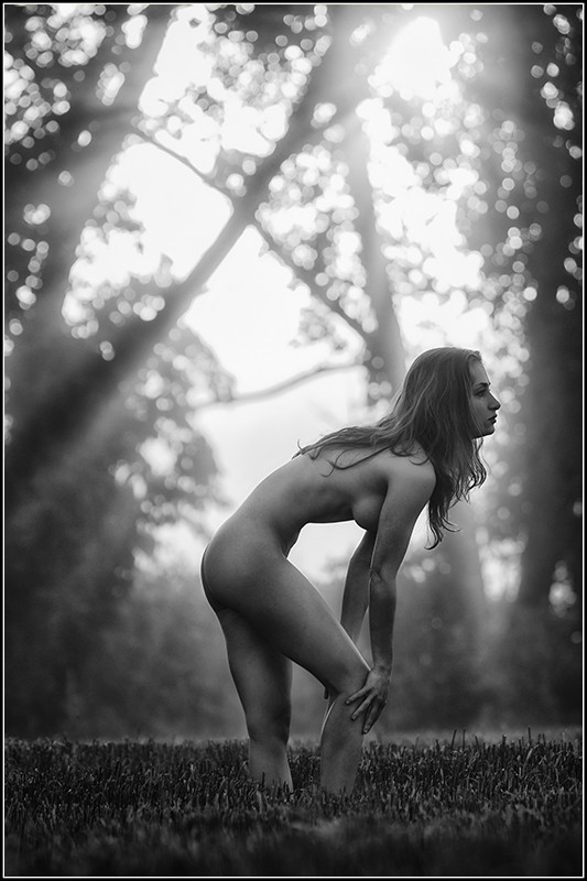 Sunrise in Sunshine MD Artistic Nude Photo by Photographer Magicc Imagery