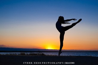 Sunset Dance Nature Photo by Photographer Cyber Zeds