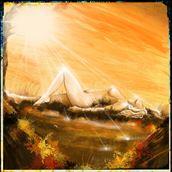 Super Bloom 4 Artistic Nude Artwork by Artist Nick Kozis