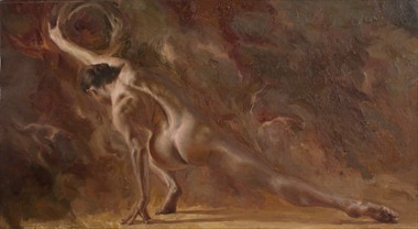 Supreme Luminary Artistic Nude Artwork by Artist Main Loop
