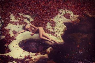 Sur les rives de la Venoge Artistic Nude Artwork by Photographer Aperture22