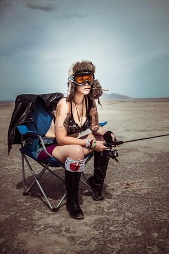 Surreal Alternative Model Photo by Photographer artgarfunkelshair
