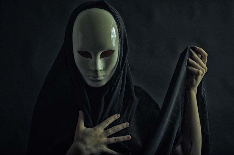 Surreal Chiaroscuro Photo by Photographer Eldritch Allure