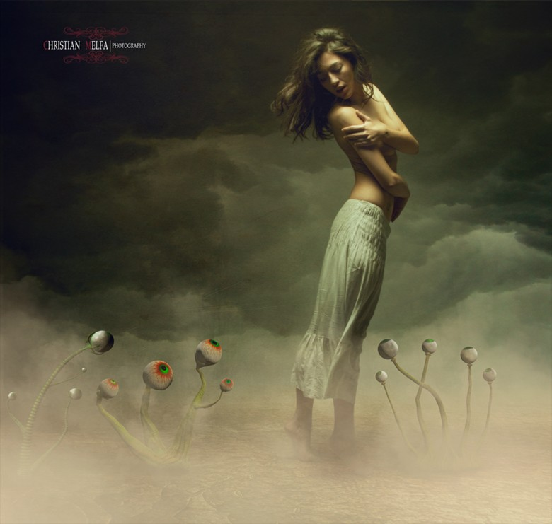 Surreal Digital Artwork by Photographer Christian Melfa