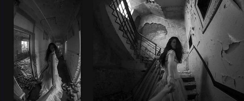 Surreal Experimental Photo by Photographer LisaLeverseidge