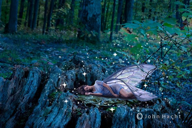 Surreal Fantasy Artwork by Photographer John Hacht