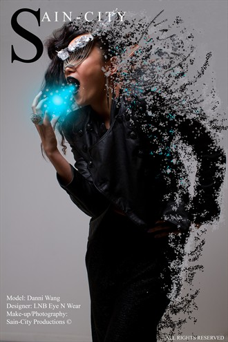 Surreal Fantasy Artwork by Photographer Sain city