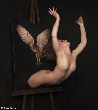 Surreal Fantasy Photo by Model AtenaMy