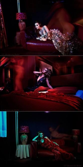 Surreal Fantasy Photo by Model Axioma