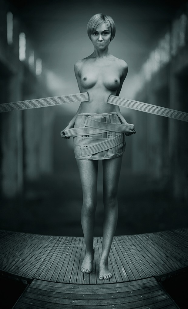 Surreal Fetish Photo by Artist anapt