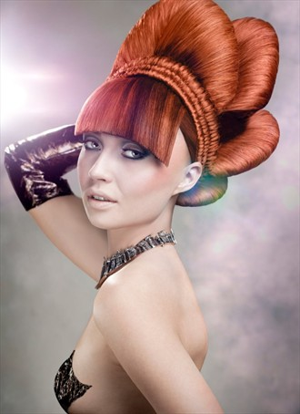 Surreal Glamour Photo by Photographer Dominic Vincent