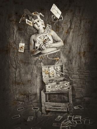 Surreal Photo Manipulation Artwork by Artist Giovanni Tilotta