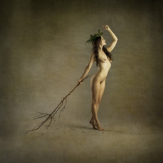 Surreal Sensual Photo by Photographer MIchael Pannier