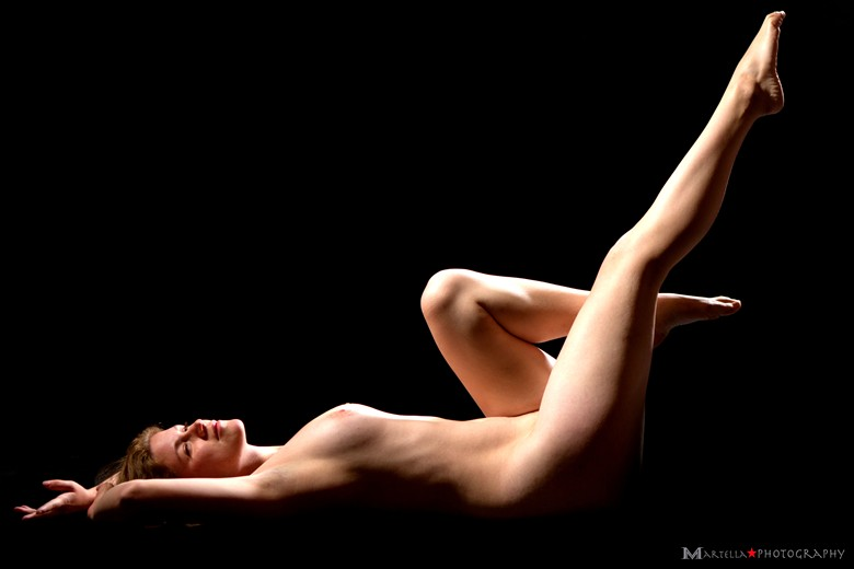 Surrender Artistic Nude Photo by Model Arshae Morningstar