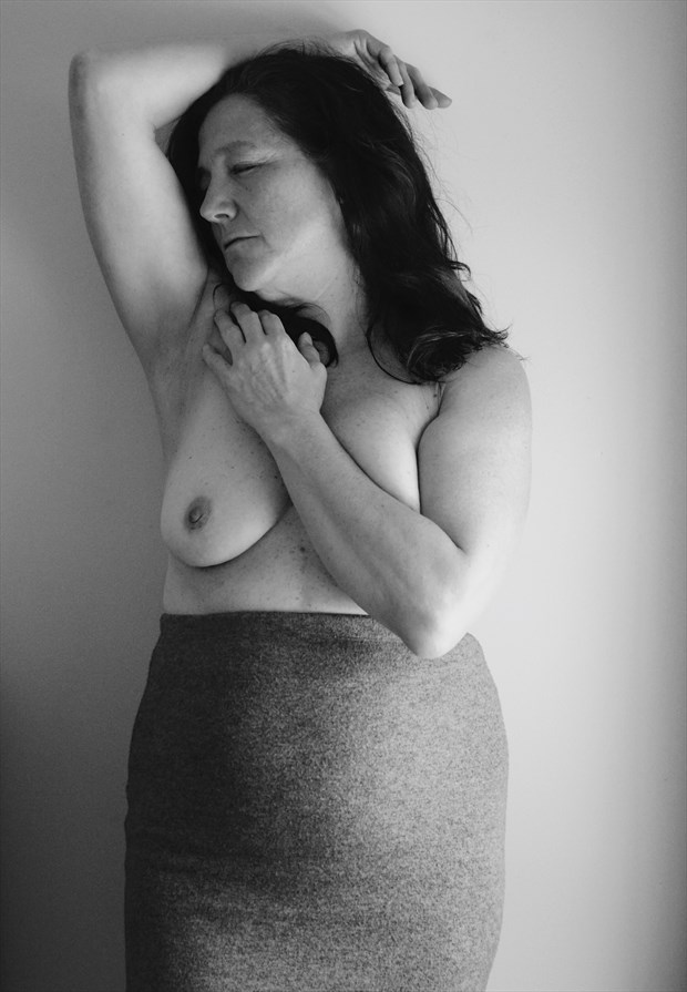 Surrender Artistic Nude Photo by Model Inner Essence
