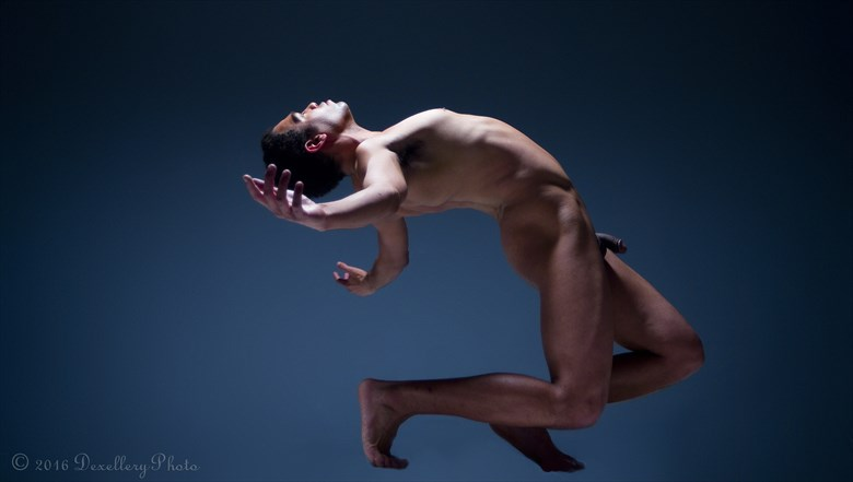 Surrender Artistic Nude Photo by Photographer Dexellery Photo
