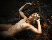 Suspension Artistic Nude Photo by Photographer MephistoArt