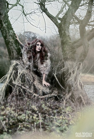 Swamp witch Cosplay Photo by Photographer AngiW