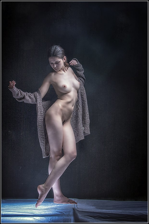 Sweater Artistic Nude Photo by Photographer Magicc Imagery