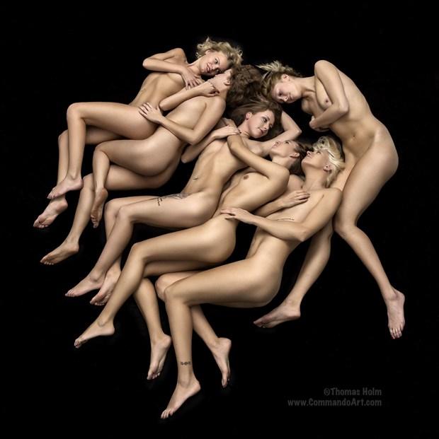 Sweet Liberty Artistic Nude Photo by Photographer CommandoArt