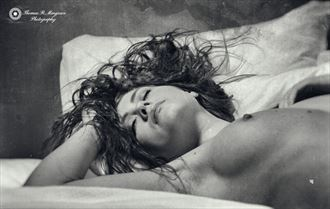 Sweetie Dreaming!  Artistic Nude Photo by Photographer Thomas Margrave