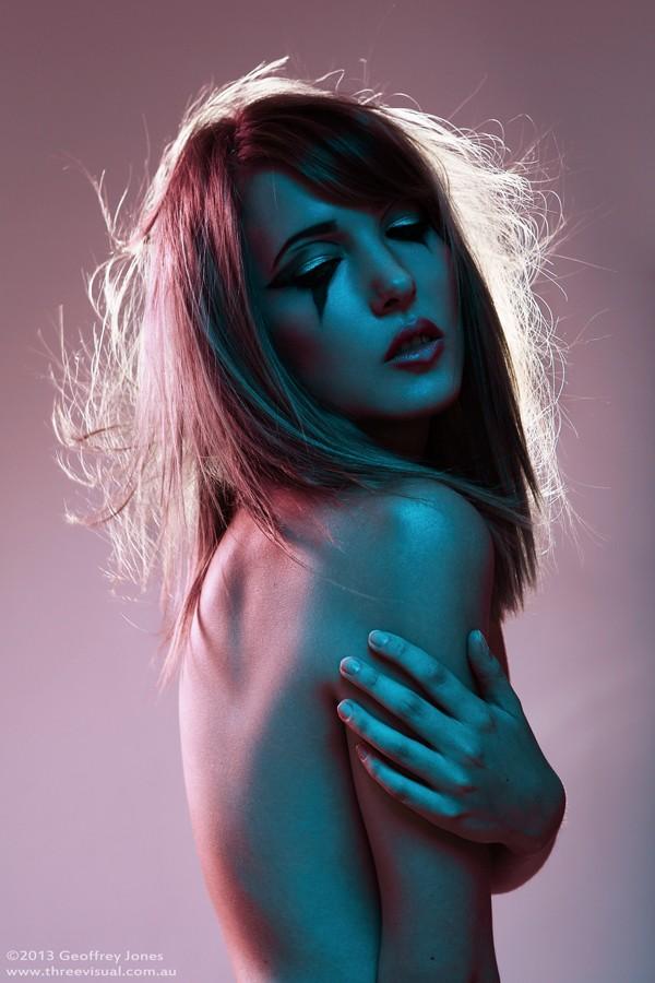 Sylph Sia Portrait Photo by Model Sylph Sia