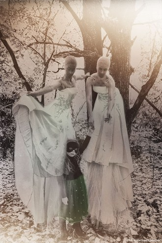 Sympathy for the Soul Surreal Artwork by Photographer Katarzyna Wieczorek