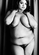 T Dubois Artistic Nude Photo by Model Desert Rose