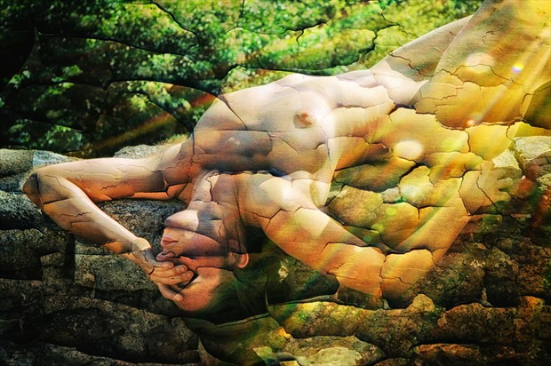 TEMPUS FUGIT5 Artistic Nude Artwork by Photographer NUDE DREAMS