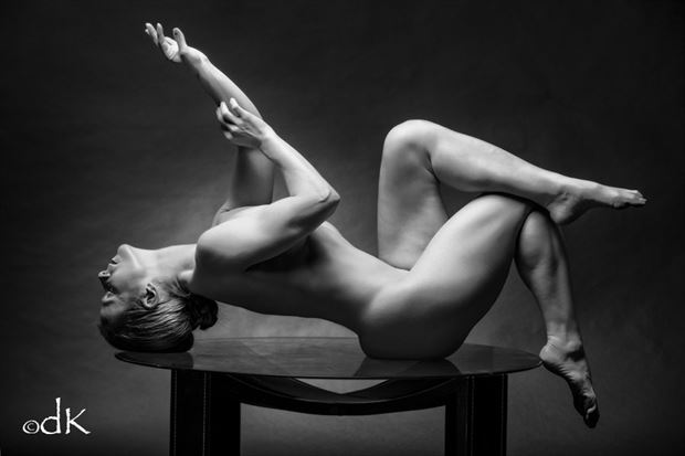 Table Ballet Artistic Nude Photo by Photographer dennis keim