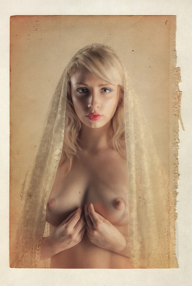 Take a Leaf Out of My Book Artistic Nude Photo by Photographer MaxOperandi