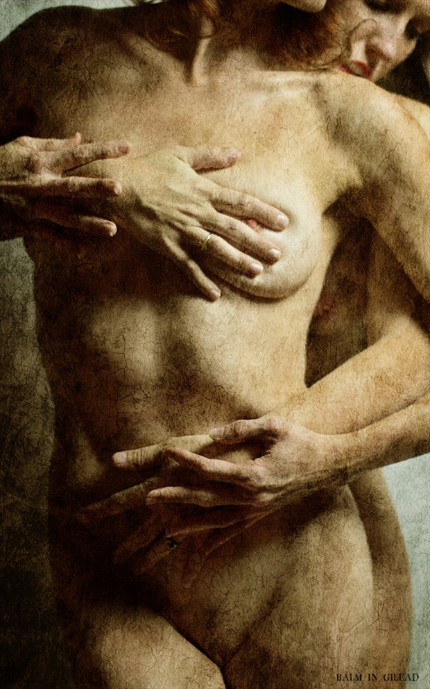 Taking hold Artistic Nude Photo by Photographer balm in Gilead