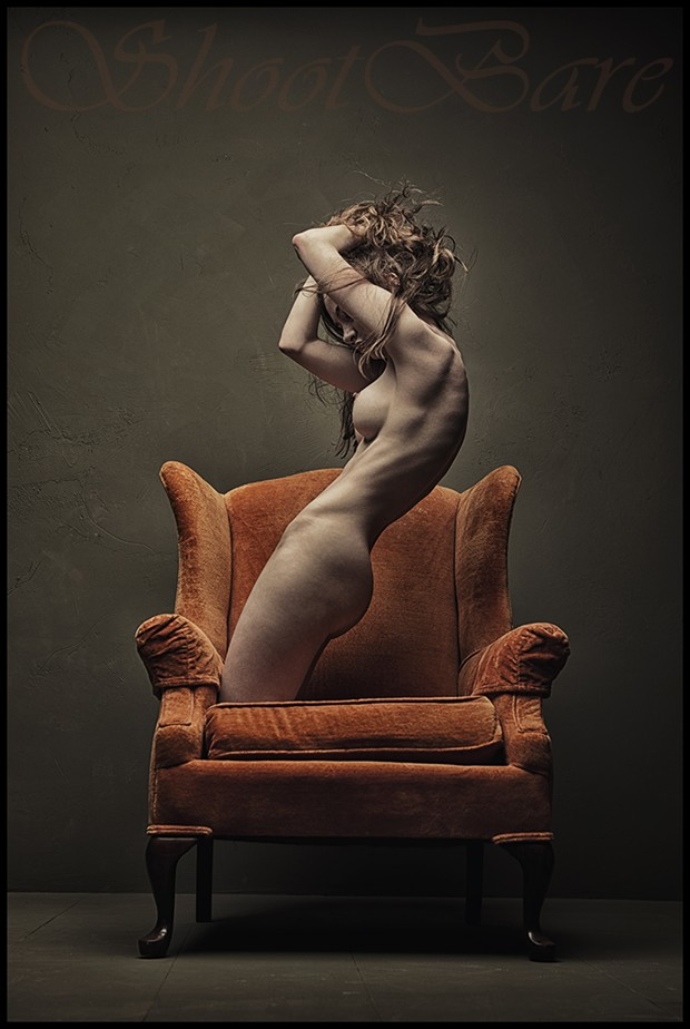 TangerineBrio Artistic Nude Photo by Model MelissaAnn