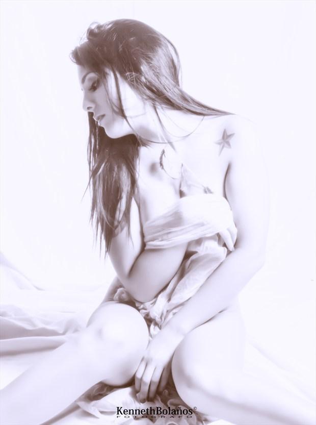 Tat Artistic Nude Photo by Photographer Kenneth A.Bola%C3%B1os