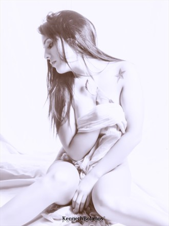 Tat Artistic Nude Photo by Photographer Kenneth A.Bola%C3%B1os