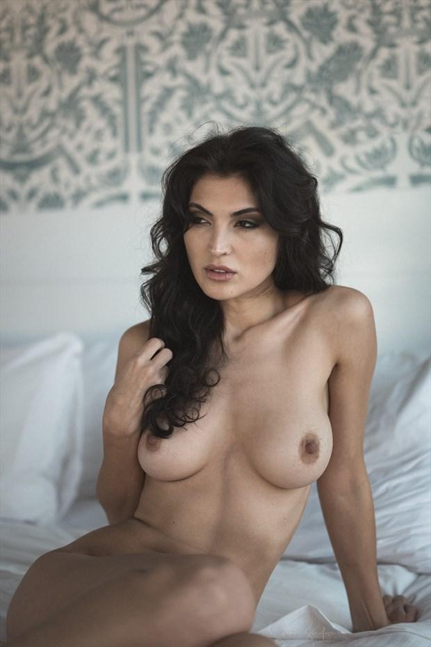 Tatiana... Artistic Nude Photo by Photographer Spyro Zarifopoulos