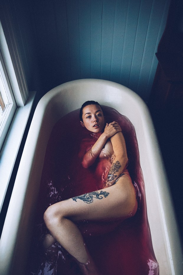 Tattoos Alternative Model Photo by Model Juno LTK