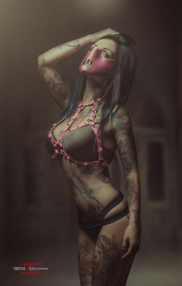 Tattoos Alternative Model Photo by Photographer Christian Melfa