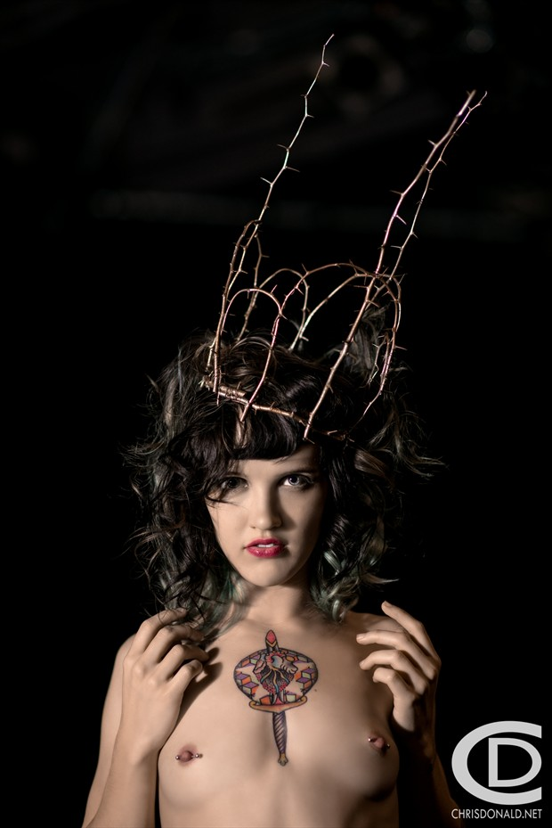 Tattoos Alternative Model Photo by Photographer Christopher Donald